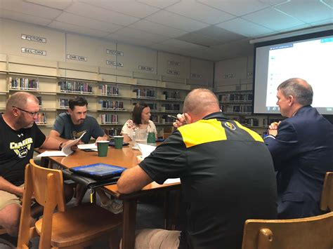 guthrie center school board weighs weight room project options