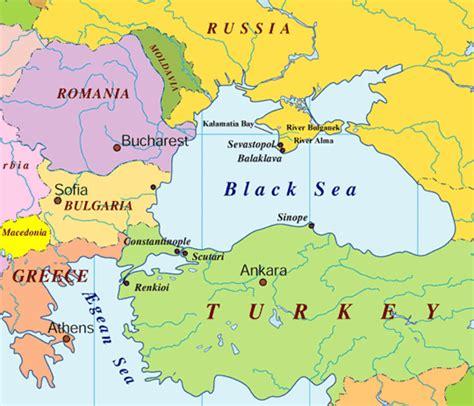 modern europe map