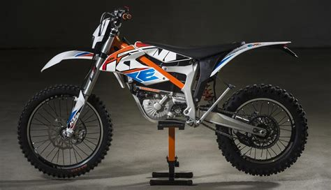 Ktm Freeride Electro-dirt Bike Finally On Sale