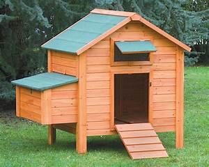 Cabane Pour Poule : poulailler en bois island la ferme de beaumont poulaillers ~ Premium-room.com Idées de Décoration