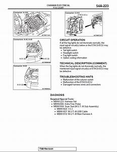 Wiring Diagram For Factory Fogs - Evolutionm