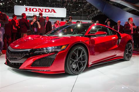 the legend is back 2016 acura nsx car tavern