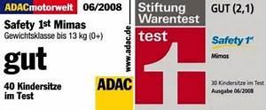 Safety First Ever Safe Test Adac : safety 1st mimas fotelik samochodowy 0 13kg ~ Jslefanu.com Haus und Dekorationen