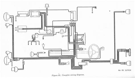 Willy Mb Battery Wire Diagram by Willys Jeep Wiring Diagrams Jeep Surrey
