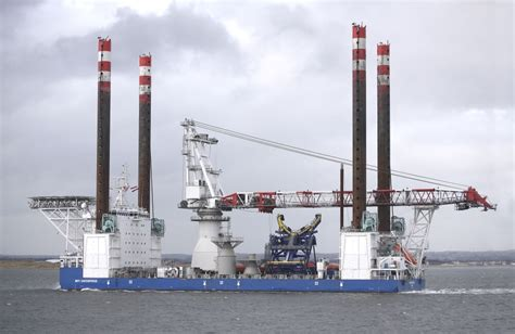 When east germany became communist during the cold war they used guns from the soviet union. Senvion contracts MPI Enterprise for turbine installation on Nordsee One