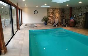 gites dans demeure paysanne du 17 eme siecle avec piscine With gites de france avec piscine interieure