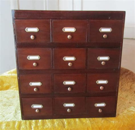 small storage chest of drawers filing cabinet