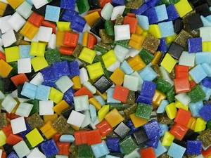 1600, Vitreous, Glass, Mosaic, Tiles, For, Arts, U0026, Crafts, 10mm, 5060337890502