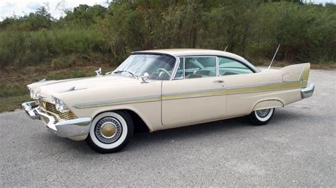 1958 Plymouth Fury Golden Commando | S209 | Kissimmee 2012