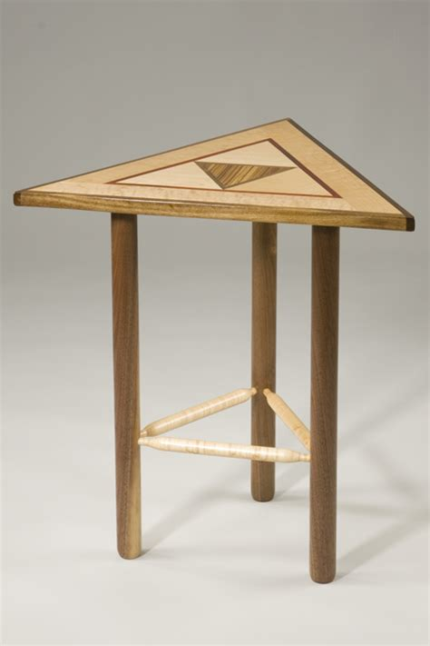 triangle table finewoodworking