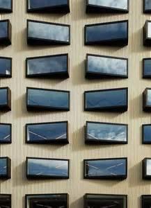 Architecture Protruding Window