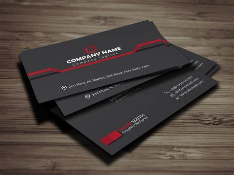 design minimal luxury business card  unique
