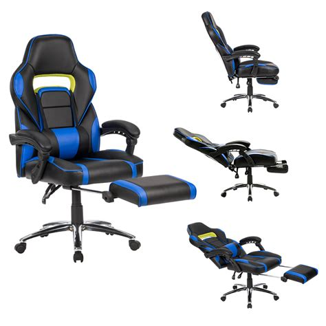 Gaming Chair Ebay Au by Gaming Chair High Back Computer Chair Ergonomic Design