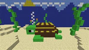 Sea turtle in Minecraft? by Simply-a-Snake on DeviantArt