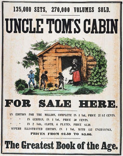Tom S Cabin Tom S Cabin C1860 Painting By Granger