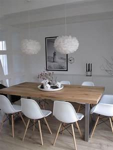 Table Salle A Manger Scandinave Occasion : la table de salle manger en 68 variantes ~ Teatrodelosmanantiales.com Idées de Décoration