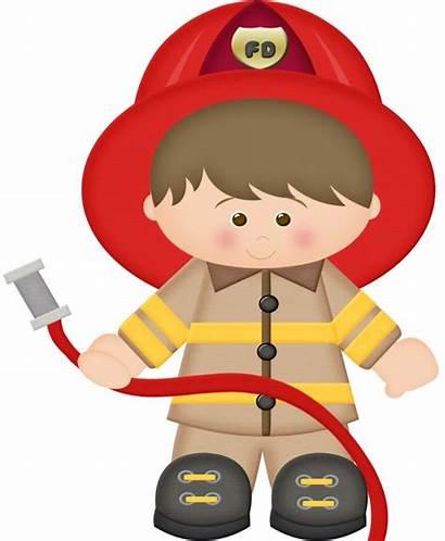 Firefighter Clip Fireman Clipart Danielle Fire Firefighters