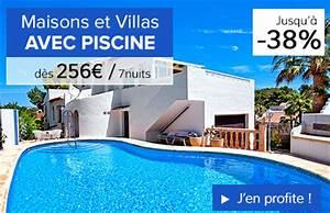 location villa espagne avec piscine privee pas cher gard With location villa piscine espagne pas cher