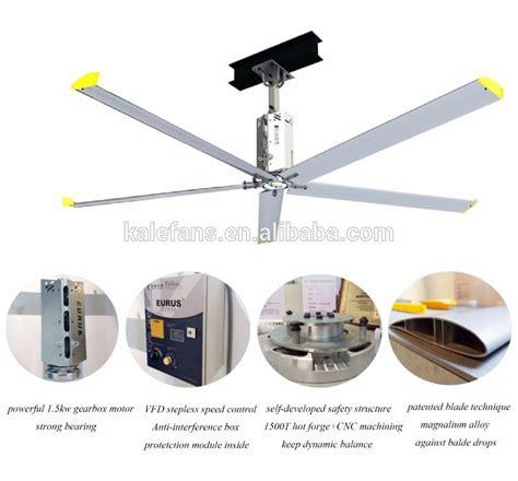 hvls ceiling fan ectocon com