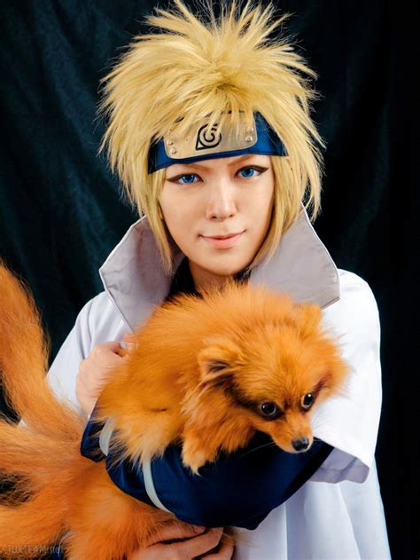Naruto Nine Tails Wallpaper Yondaime And The Nine Tails By Behindinfinity On Deviantart