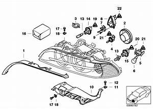 Original Parts For E39 520d M47 Sedan    Lighting   Indiv