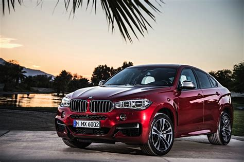 cars bmw x6 2016 bmw f16 x6 unveiled in all its glory autoevolution