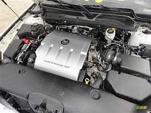 2004 Cadillac Deville Dhs 4 6 Liter Dohc 32
