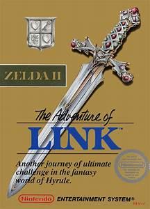 Zelda, Ii, The, Adventure, Of, Link, 1987