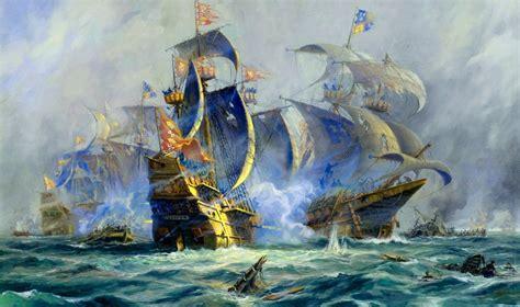 fondo pantalla barcos en guerra