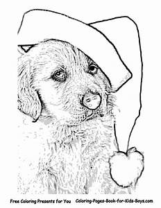 Christmas Coloring Pictures   Christmas Day   Free ...