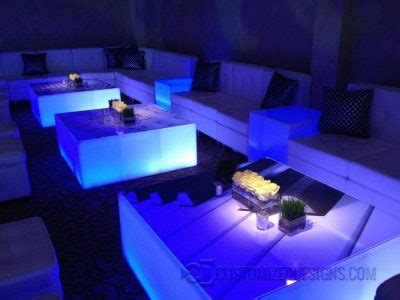 lounge furniture led coffee tables bar furniture