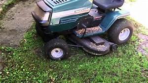 Mower Deck Problems - Mtd Ranch King