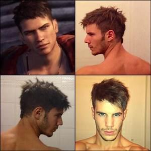 Dante DmC 5 Hairstyle By GNefilim On DeviantArt
