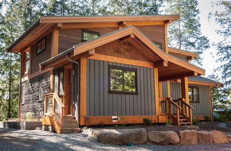 Differences Between Full Scribe, Timber Frame & Post And