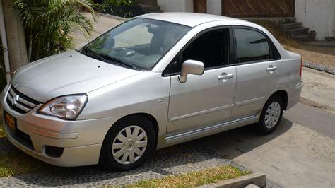2005 Suzuki Aerio by 2005 Suzuki Aerio Information And Photos Momentcar