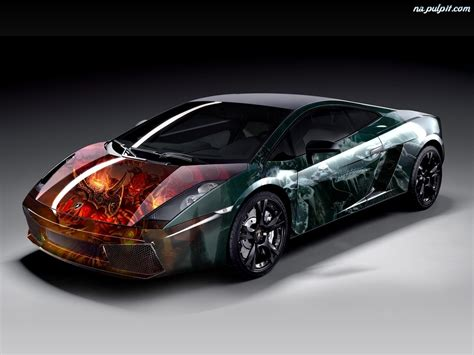 Awesome Car Muscle Cars Trucks Airbrushed Vehicles