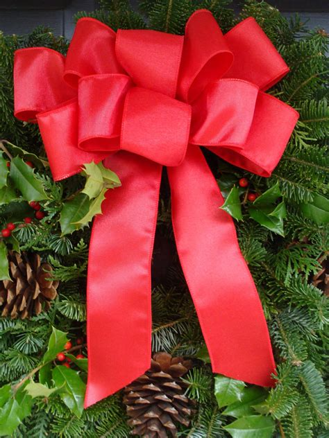 christmas decor christmas bows christmas decoration bow for