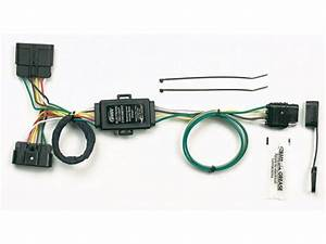 Trailer Wiring Harness H765fd For Canyon 2005 2004 2007