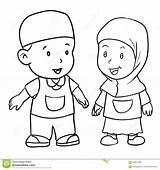 Disegno Musulmane Musulmana sketch template