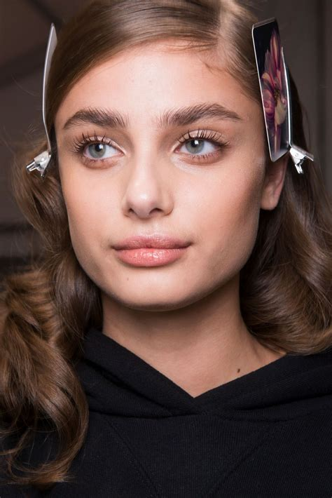 TAYLOR HILL at Dsquared2 Spring/Summer 2017 Fashion Show ...