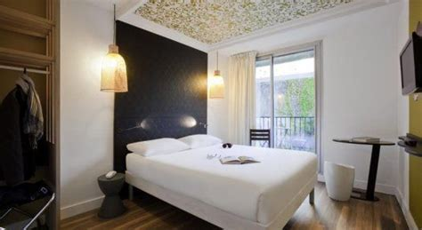 chambre ibis style ibis style buttes chaumont hotel