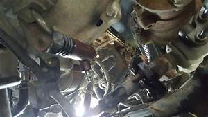 Toyota - Trying To Bleed Clutch System
