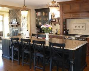 kitchen islands with chairs big kitchen designs in 2015 furniture style features remodeling contractor
