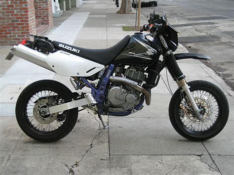 2001 Suzuki Dr650 by 2001 Suzuki Dr 650 Se Moto Zombdrive