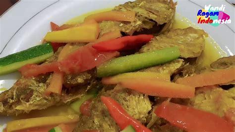 Ikan nila acar kuning resep resep ikan resep makanan sehat. Resep Ikan merah Bumbu Acar Kuning - YouTube
