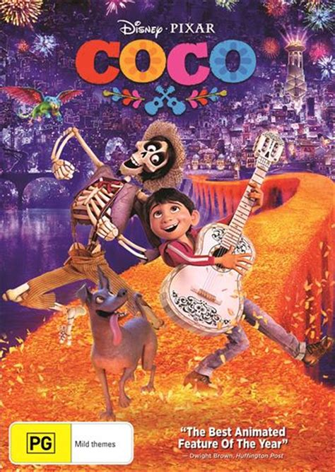 coco dvd sanity