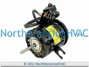 Oem Carrier Bryant Payne Furnace Inducer Motor Assembly