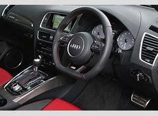Audi SQ5 UK Car Of The Year Awards