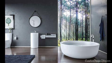 modern bathroom design  trends  dream home