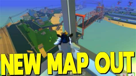 map officially released  strucid drawbridge